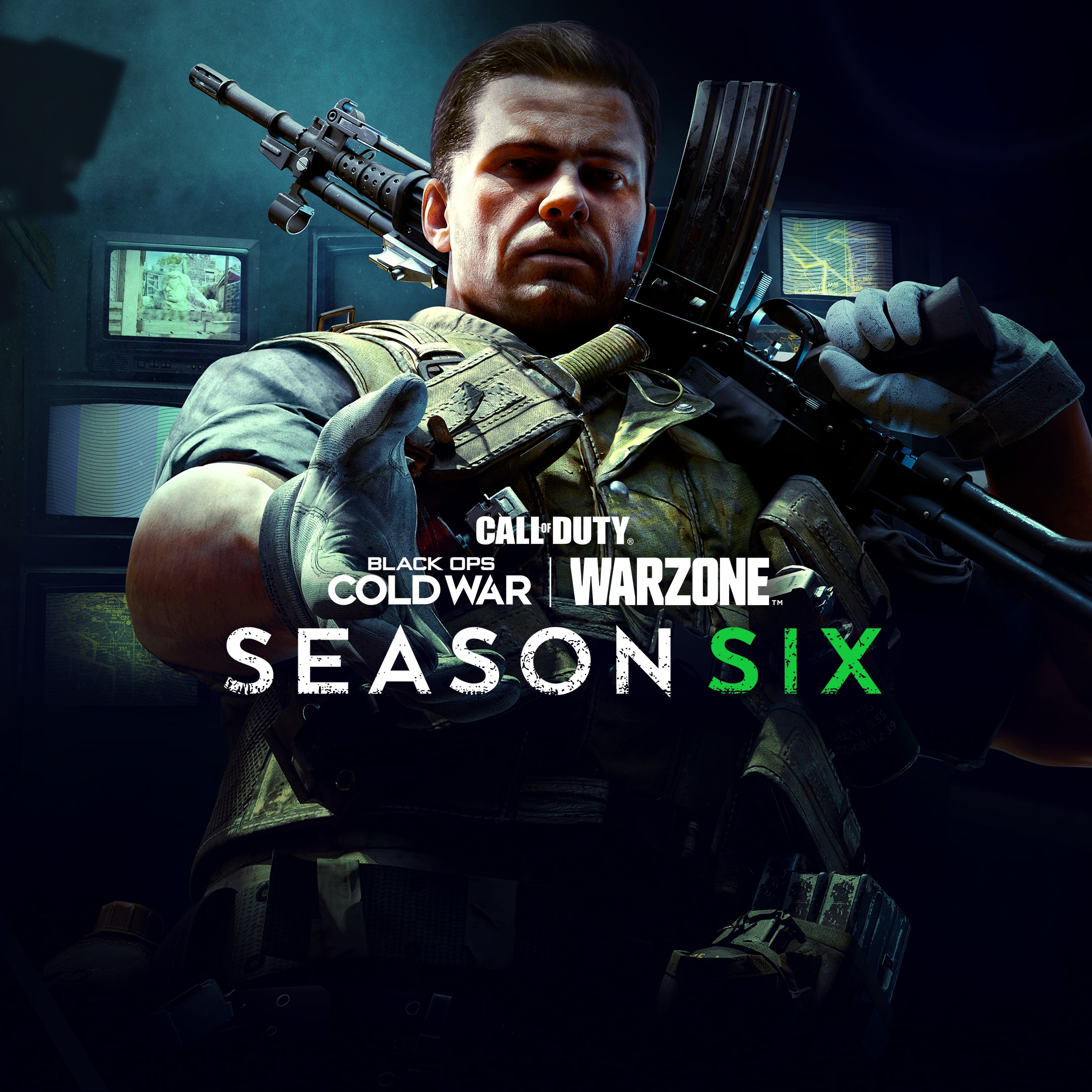COD BOCW - Season 6