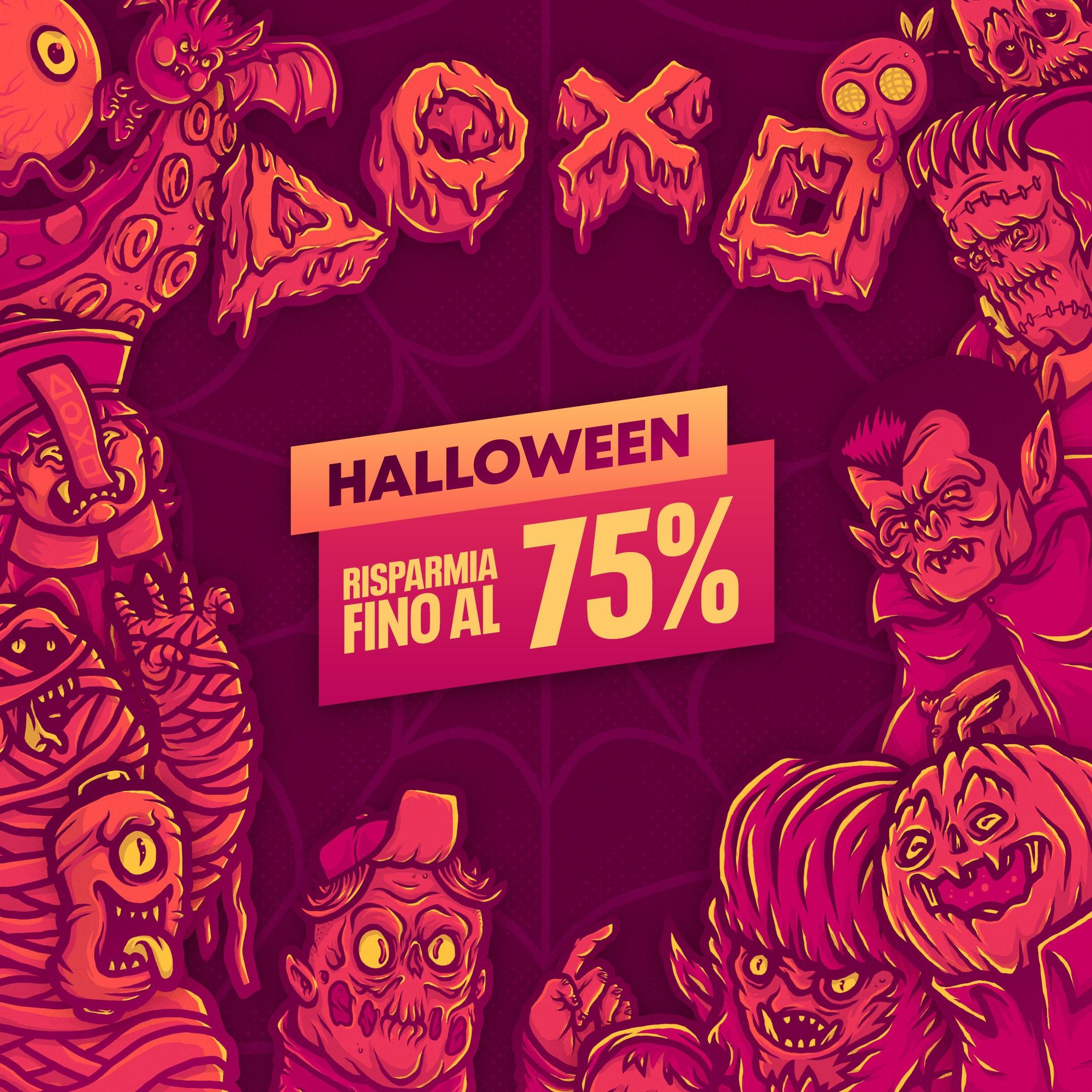 [PROMO] Halloween
