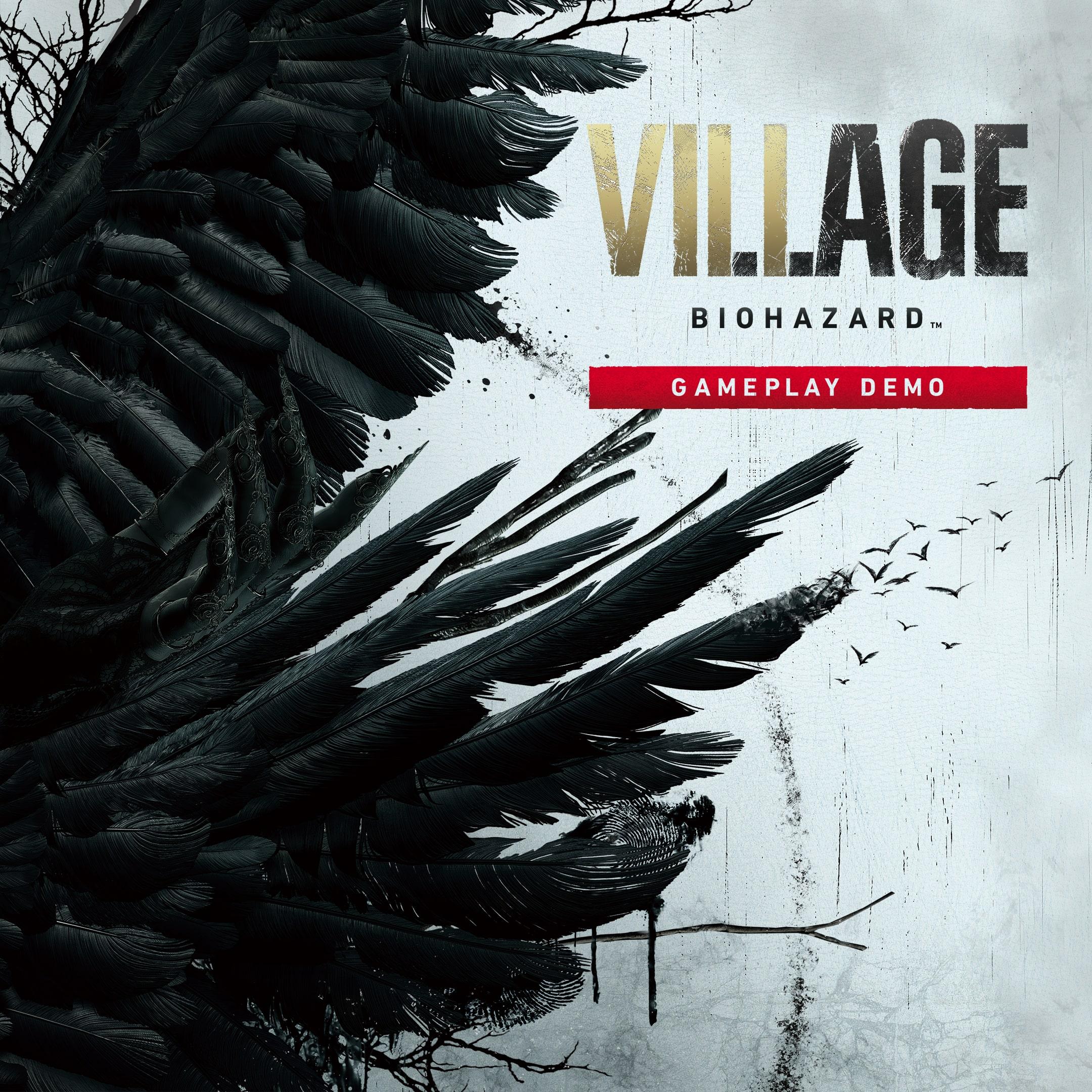 Resident Evil Village - Demo (Part Village & Castle)