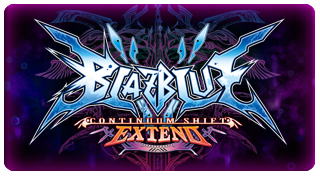 BlazBlue: Continuum Shift EXTEND Trophy