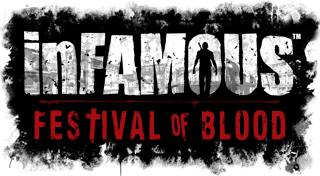 inFamous: Festival of Blood獎盃組