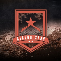 Icon for Turbocharged Rising Star