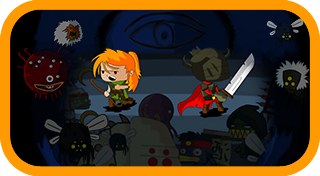 Vertical Drop Heroes HD