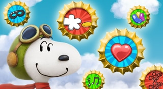 Trophies for Snoopy's Grand Adventure