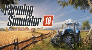 Farming Simulator 16 虚拟农场