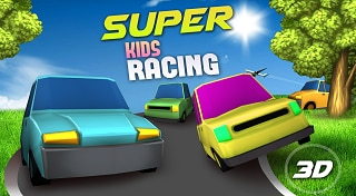 Super Kids Racing Trophy Set