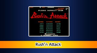 Arcade Archives Rush'n Attack