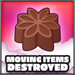 Icon for Moving items destroyed