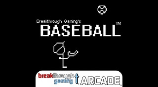 Baseball - Breakthrough Gaming Arcade