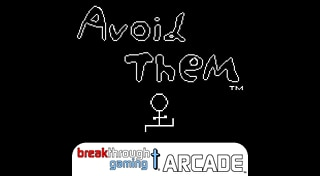 Avoid Them - Breakthrough Gaming Arcade Trophies