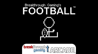 Football - Breakthrough Gaming Arcade Trophies