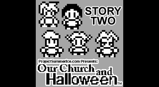 Our Church and Halloween RPG (Story Two) Trophies