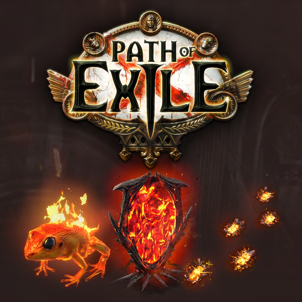 Path of Exile - PlayStation®Plus Bundle Six