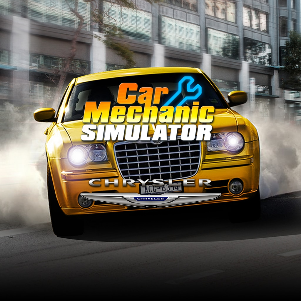 Car Mechanic Simulator - Chrysler DLC