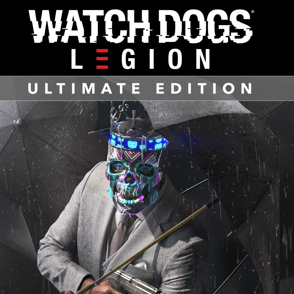 Watch Dogs: Legion - Ultimate Edition PS4 & PS5