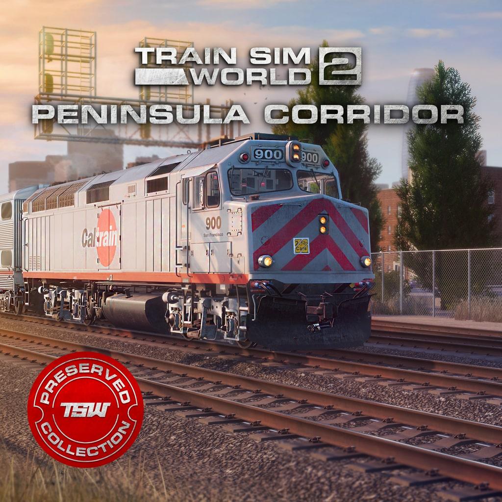 Train Sim World® 2: Peninsula Corridor: San Francisco - San Jose
