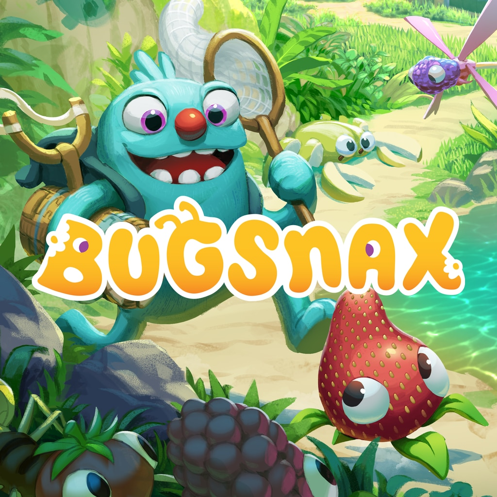 Bugsnax (Simplified Chinese, English, Korean, Japanese)