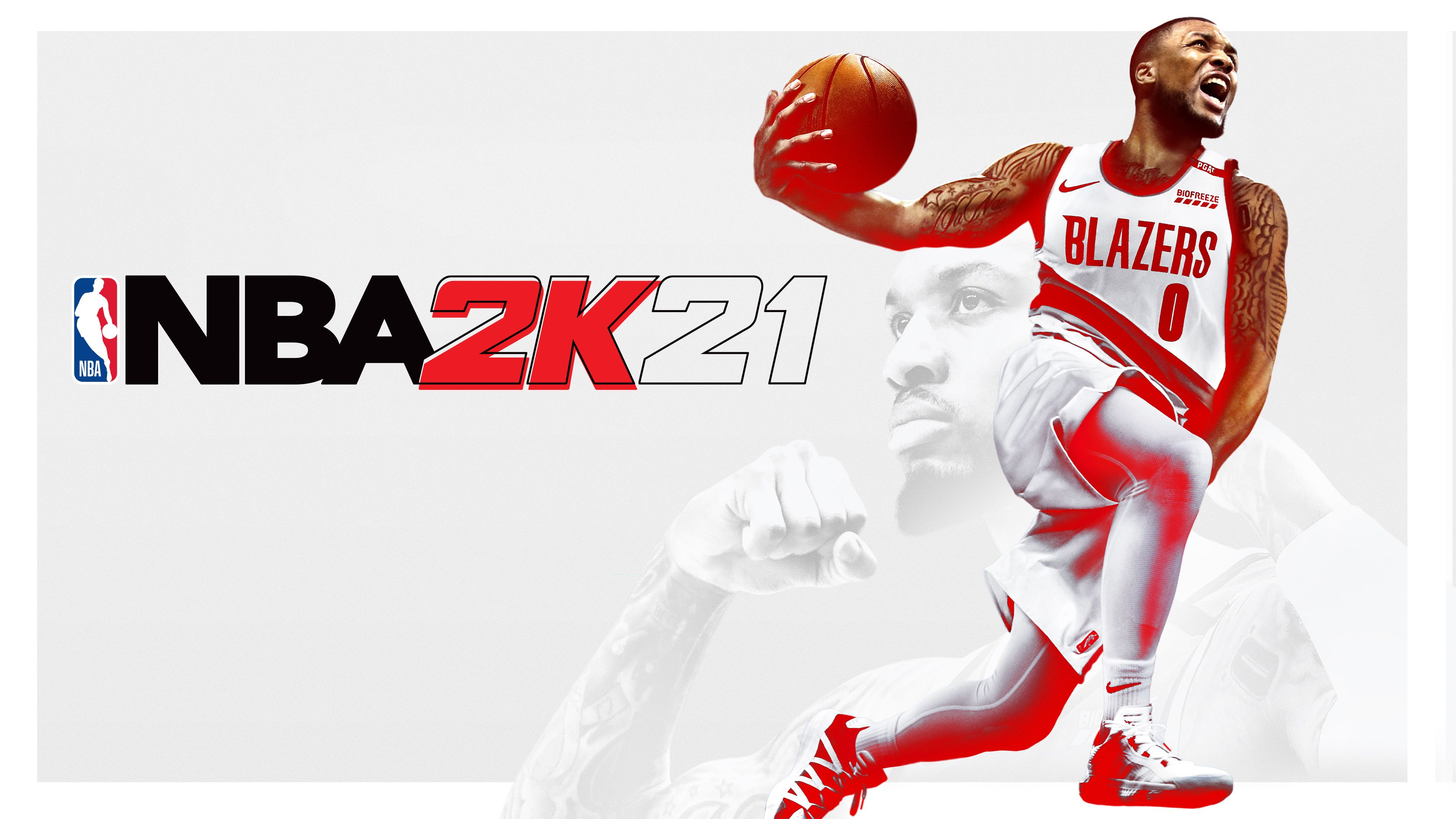 NBA 2K21 (Simplified Chinese, English, Korean, Japanese, Traditional Chinese)