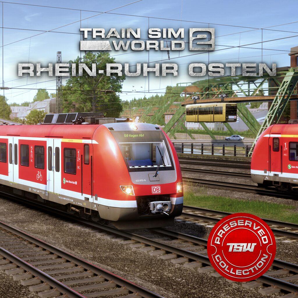 Train Sim World® 2: Rhein-Ruhr Osten: Wuppertal - Hagen