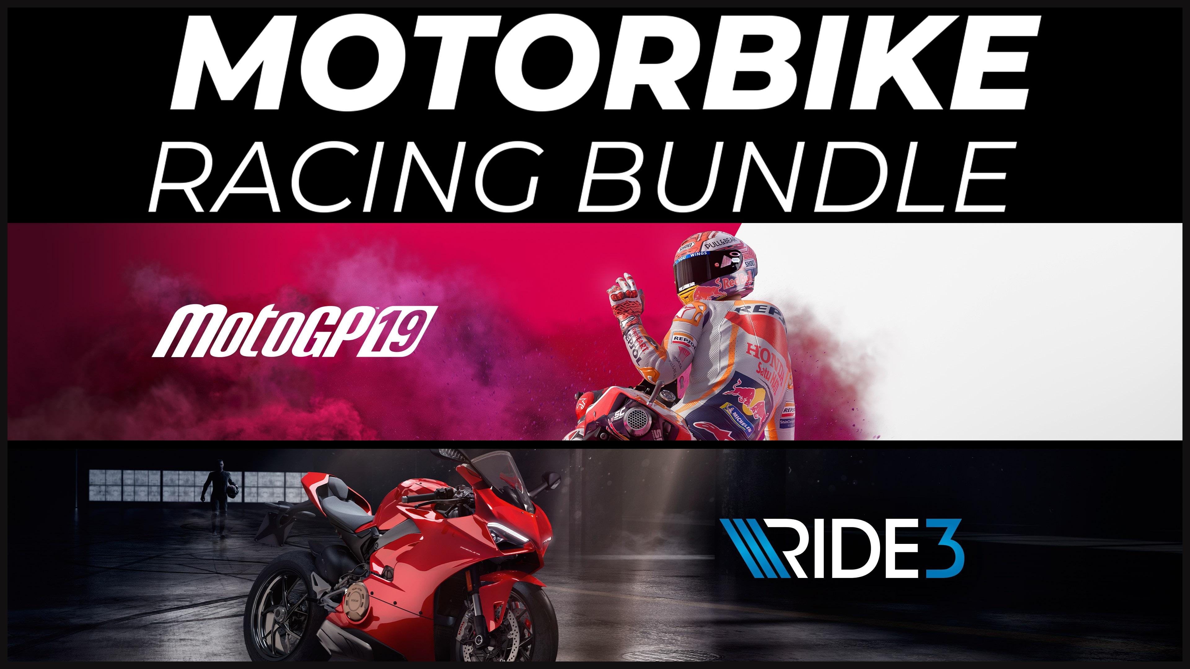 Motorbike Racing Bundle (English)