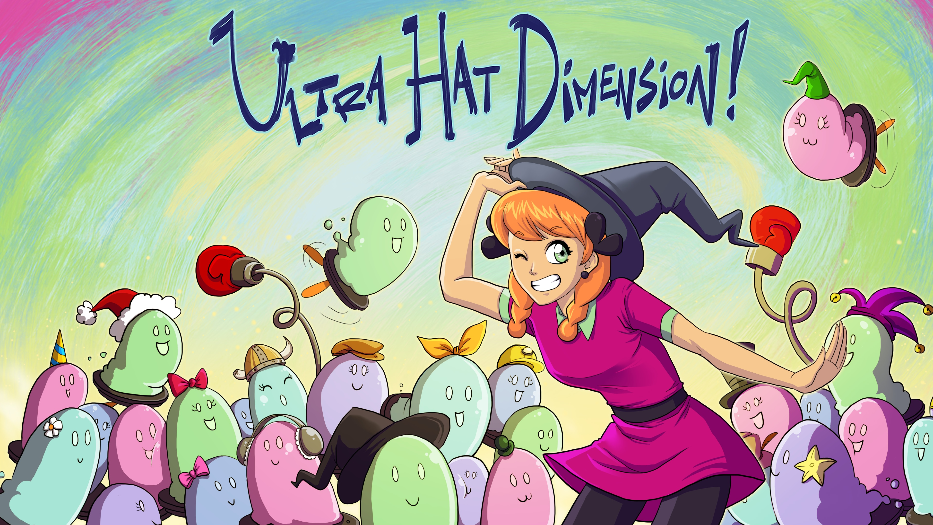 Ultra Hat Dimension (English/Japanese Ver.)