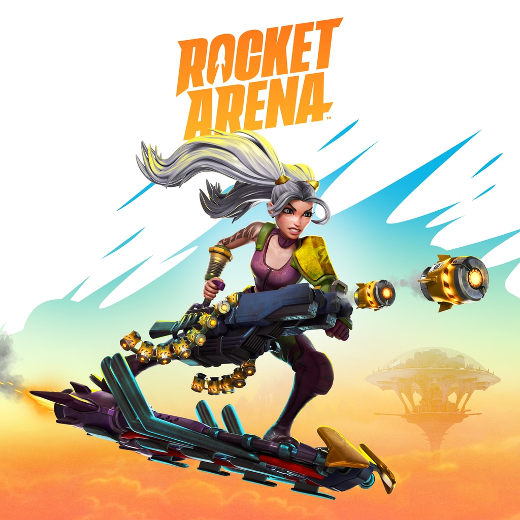 Rocket Arena (Simplified Chinese, English, Korean, Japanese, Traditional Chinese)