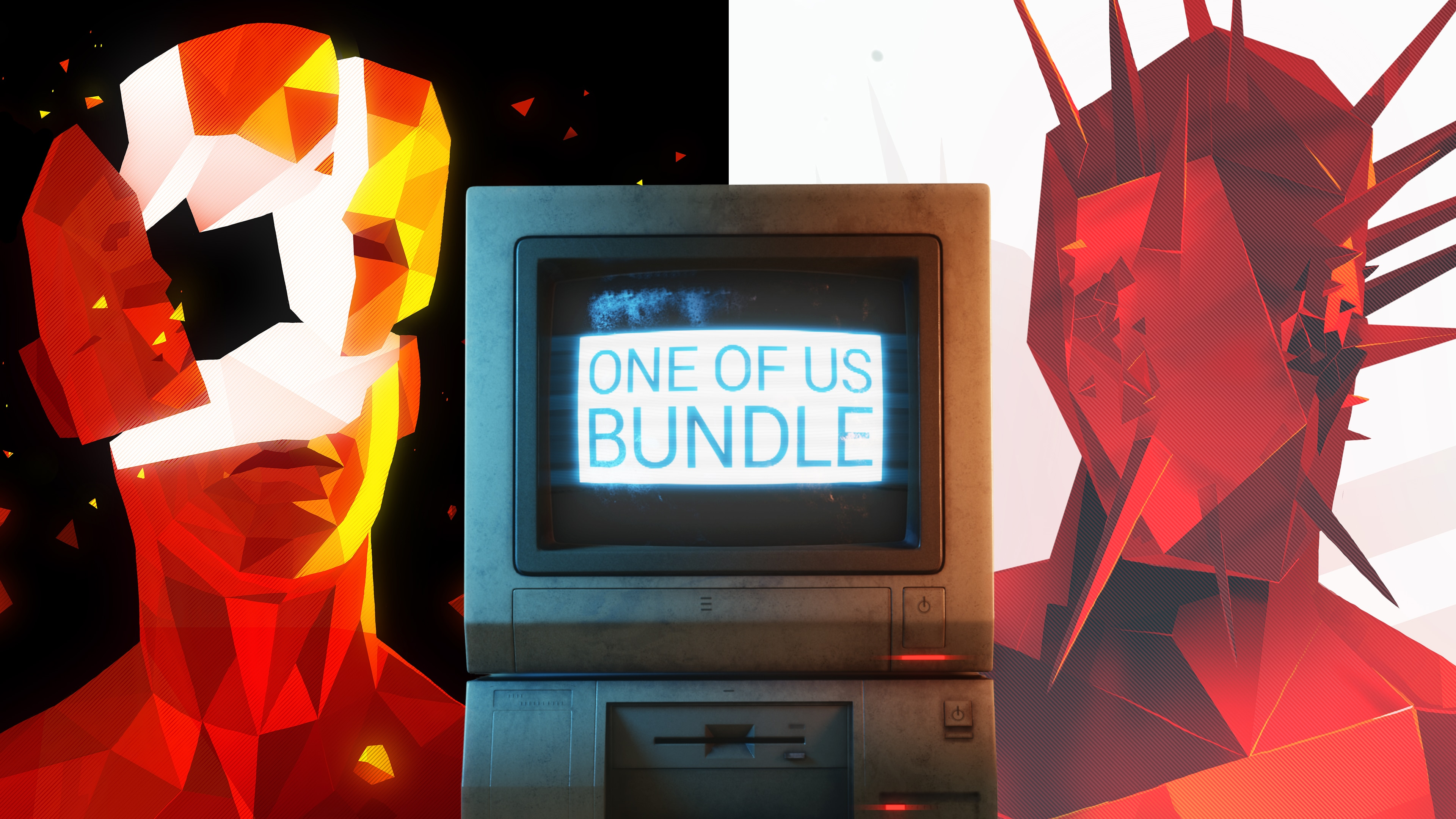 SUPERHOT ONE OF US BUNDLE