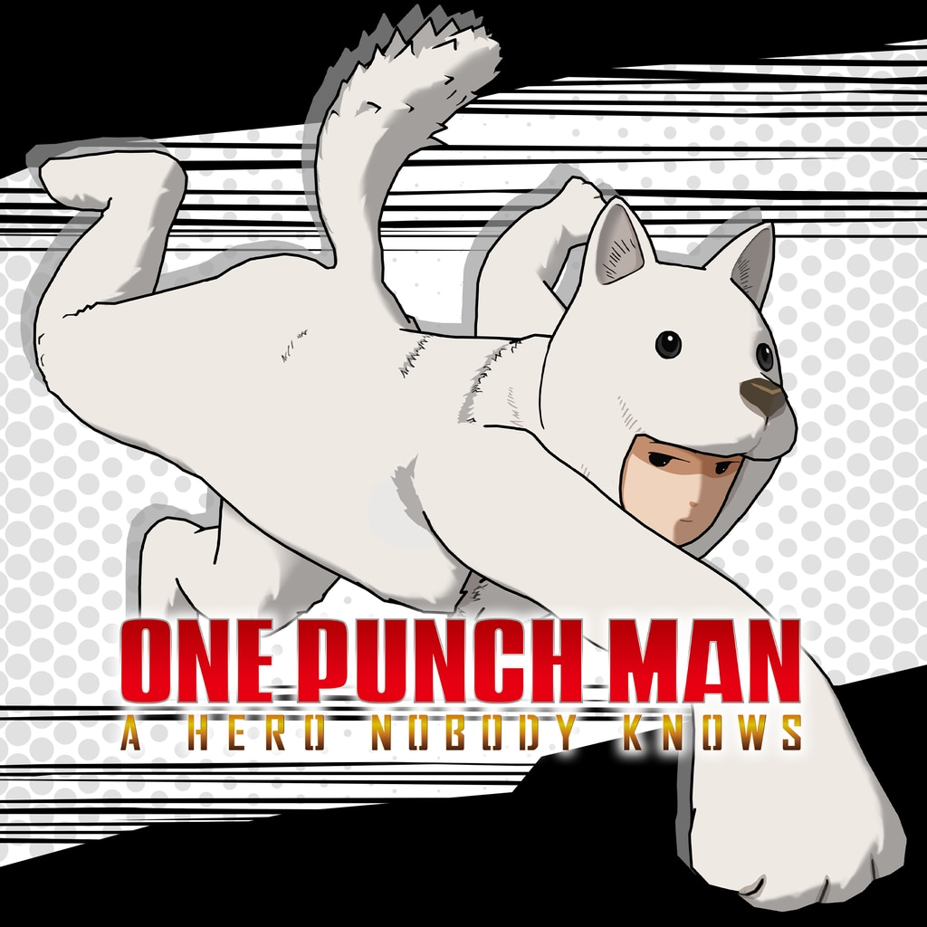 ONE PUNCH MAN: A HERO NOBODY KNOWS DLC Pack 3: Watchdog Man (Chinese/Korean Ver.)