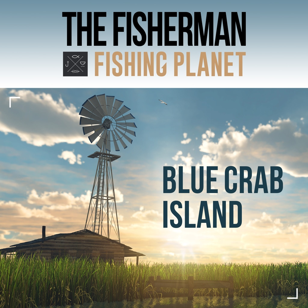 The Fisherman - Fishing Planet: Blue Crab Island Expansion (中英文版)