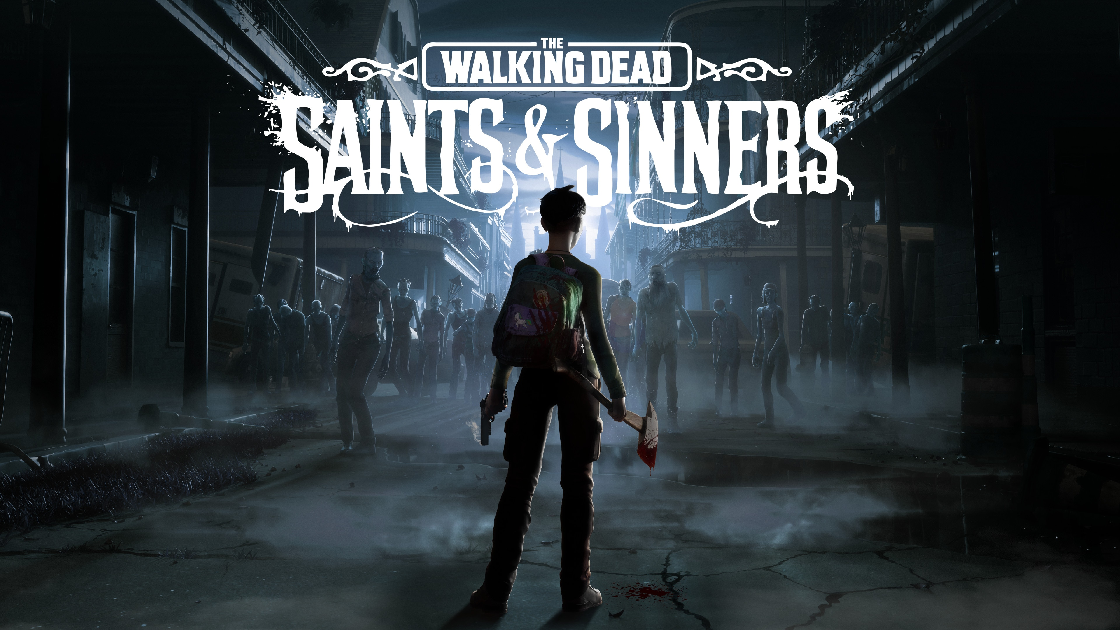 The Walking Dead: Saints & Sinners - Standard Edition