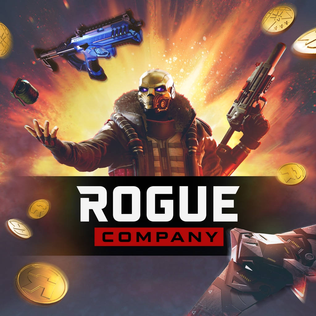 حزمة Rogue Company PlayStation Plus
