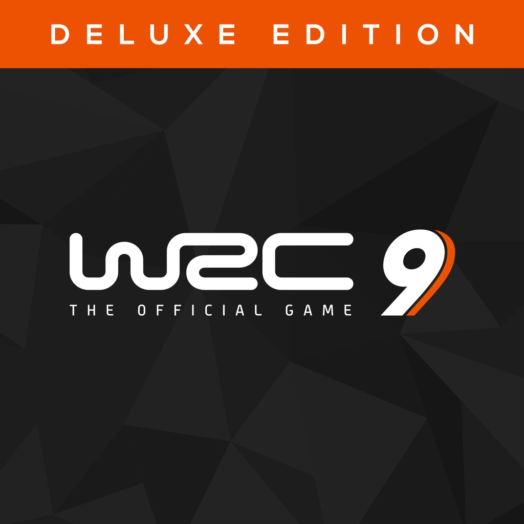 WRC 9 Deluxe Edition FIA World Rally Championship PS4 & PS5