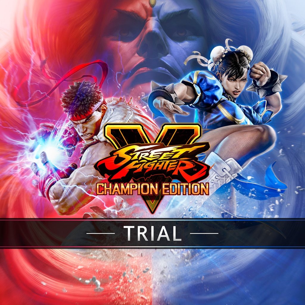 STREET FIGHTER V CHAMPION EDITION TRIAL(DEMO)