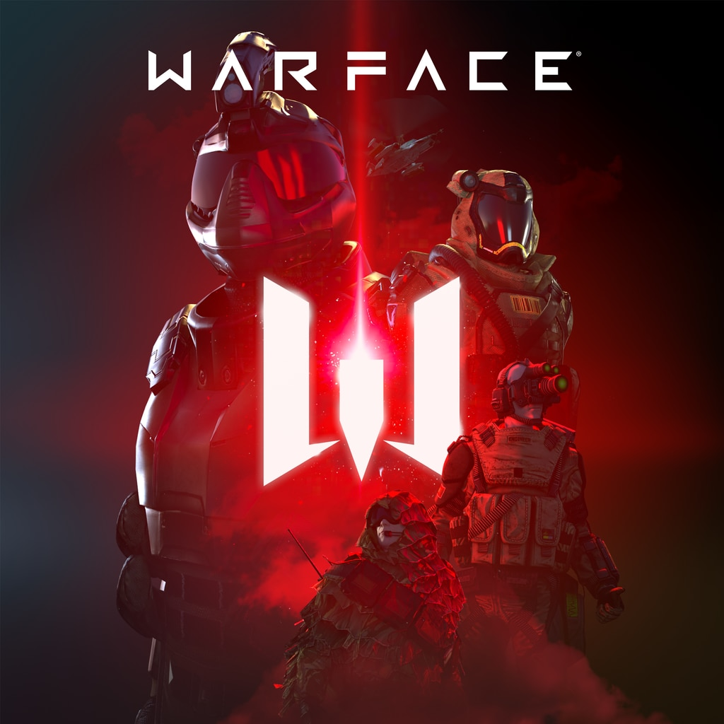 Warface - Hard-Shell Pack