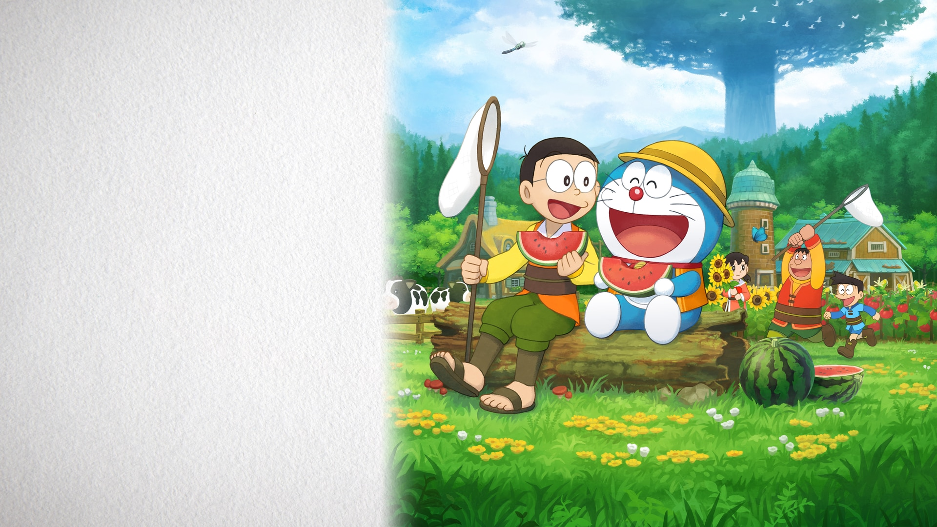 DORAEMON Story of Seasons(incl. Thai) (Simplified Chinese, Korean, Thai, Traditional Chinese)