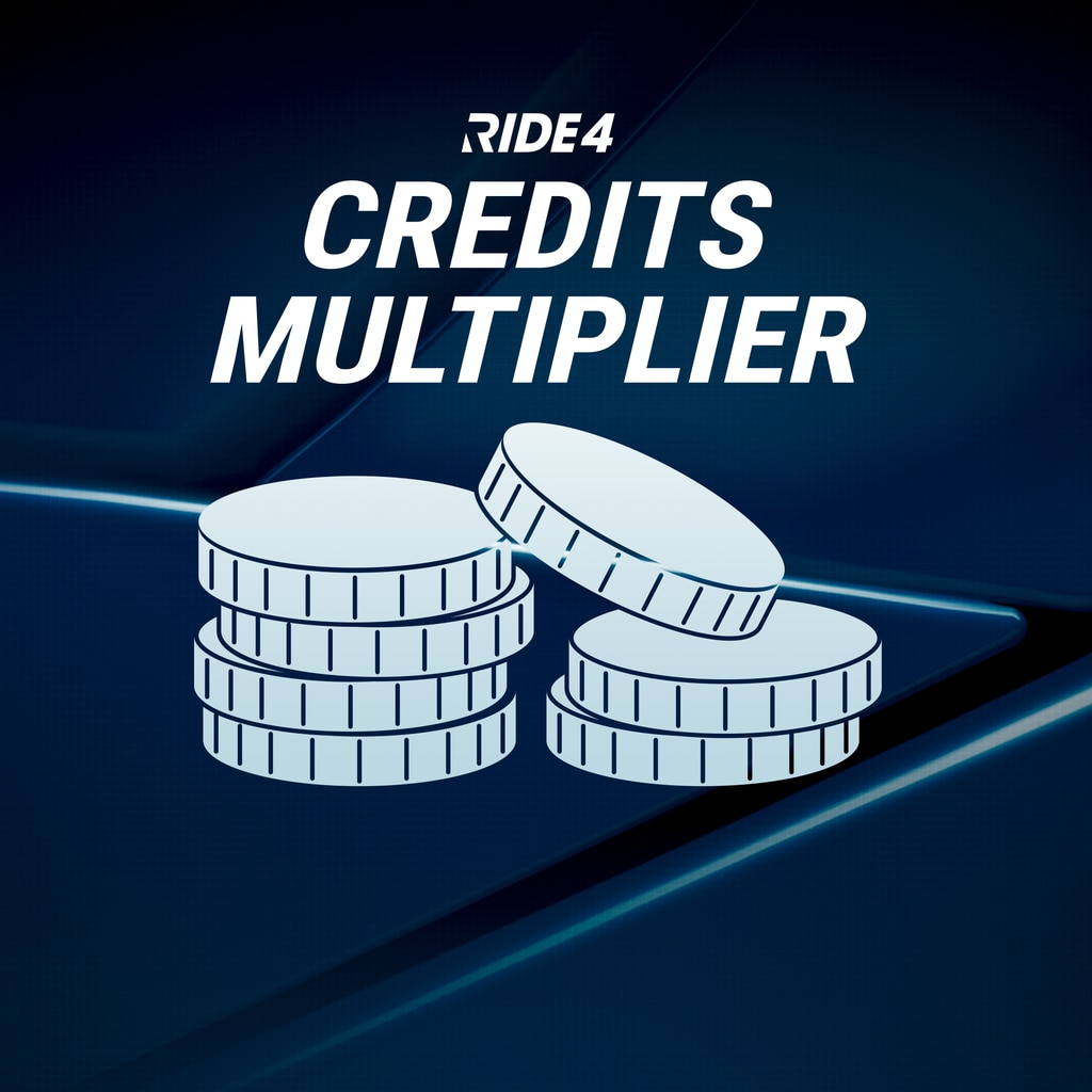 RIDE 4 - Credits Multiplier