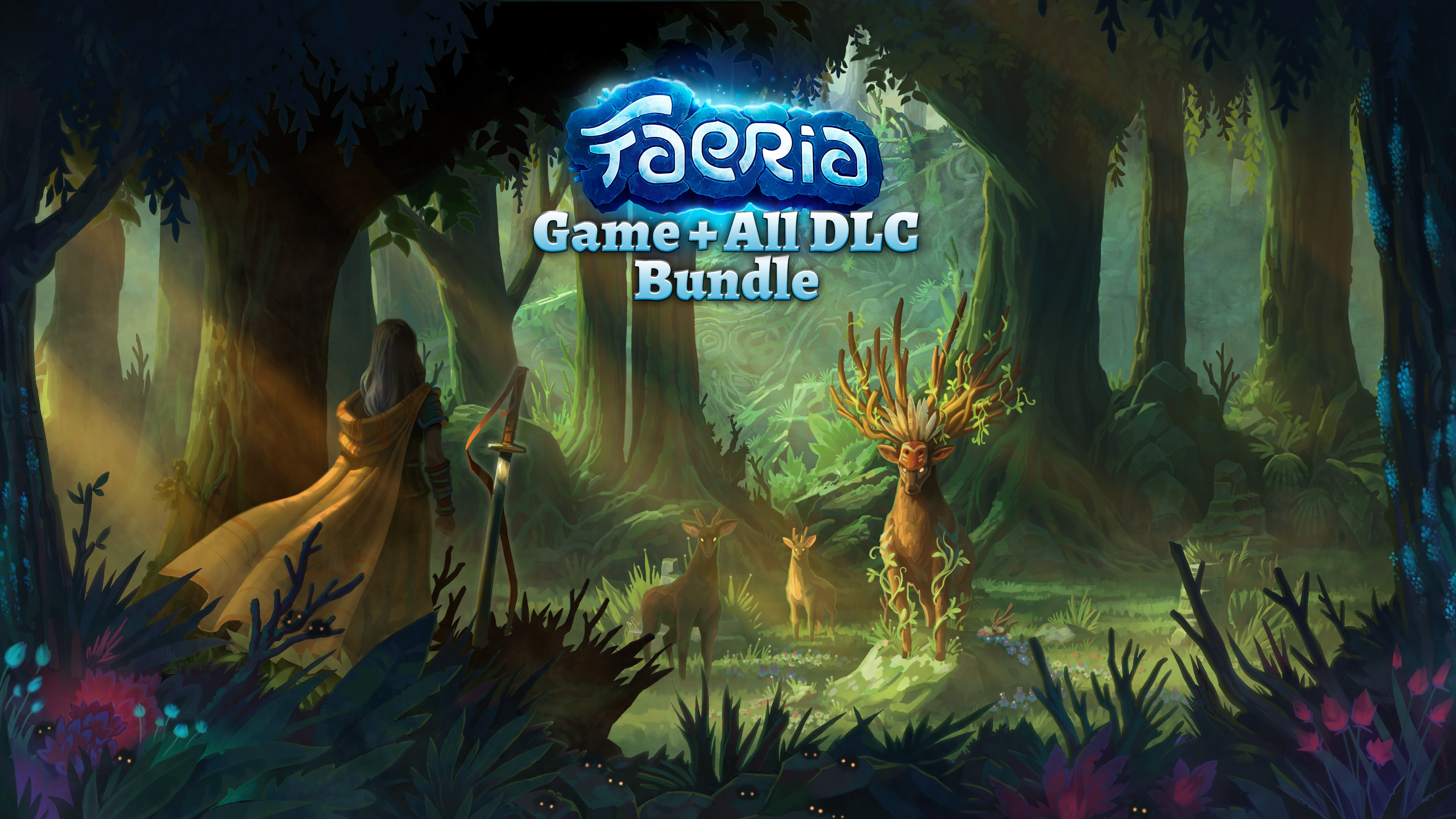 Faeria: Game + All DLC Bundle