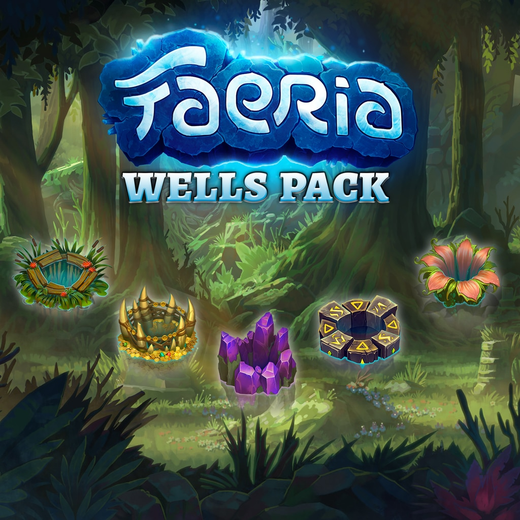 Faeria: All Wells