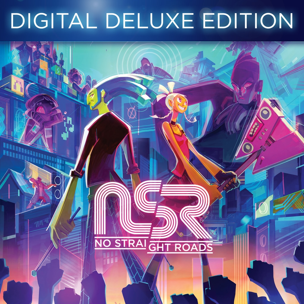 No Straight Roads - Digital Deluxe Edition