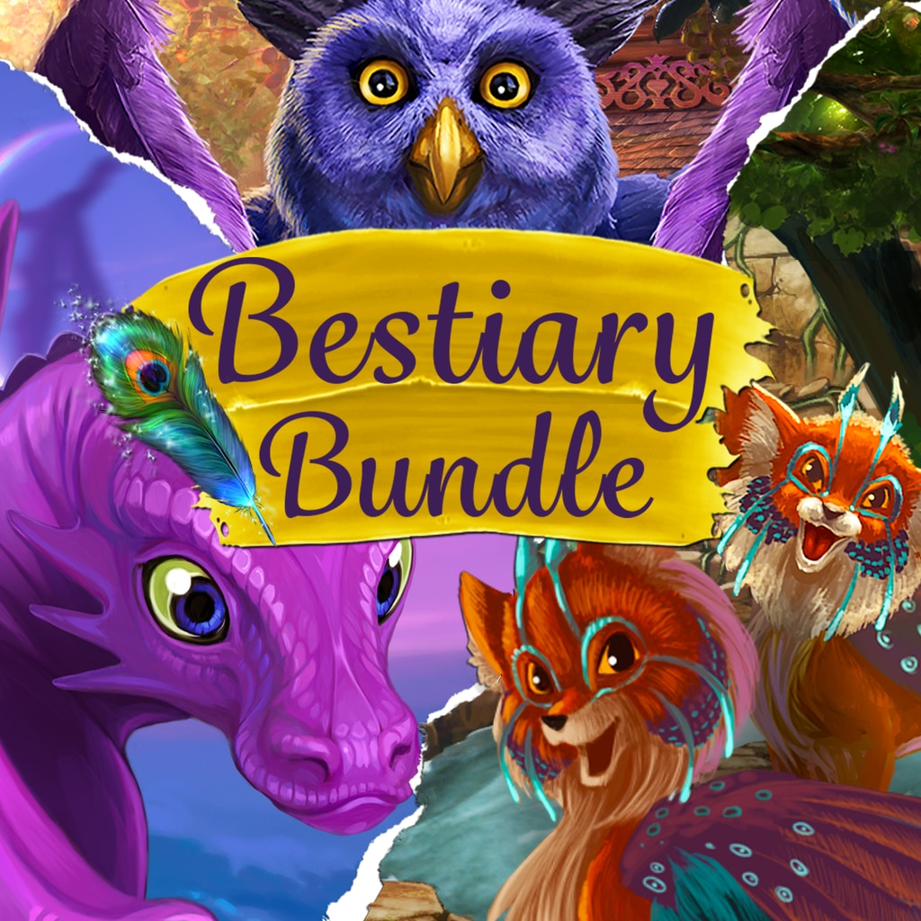 Bestiary Bundle