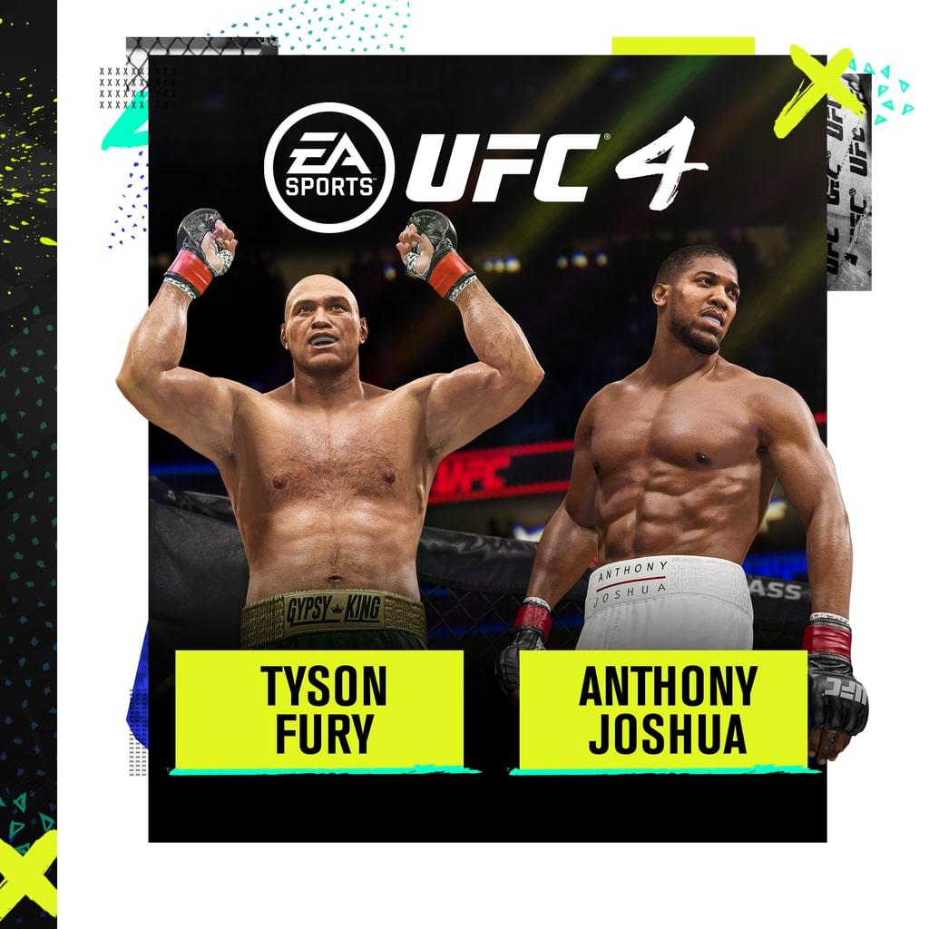 UFC® 4 – Pakiet Tyson Fury i Anthony Joshua