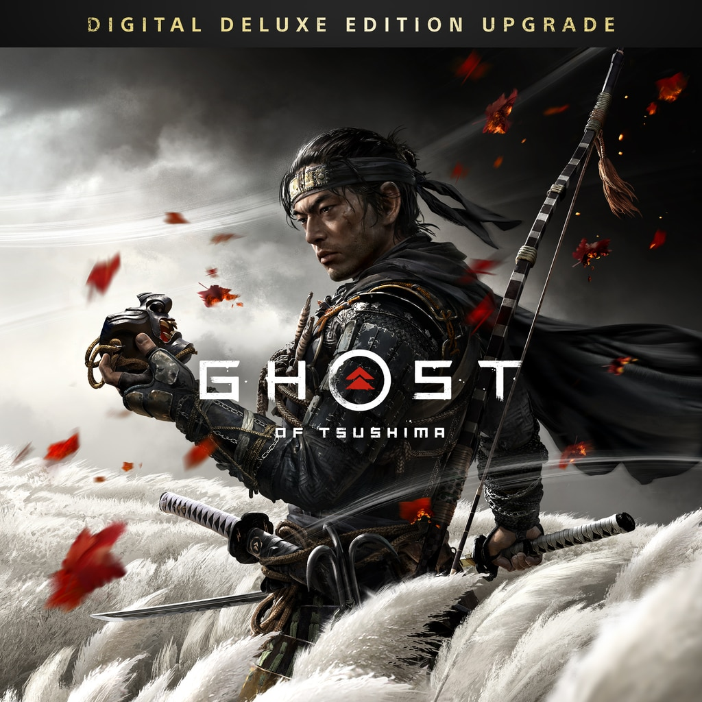 """Ghost of Tsushima Digital Deluxe""-Upgrade"