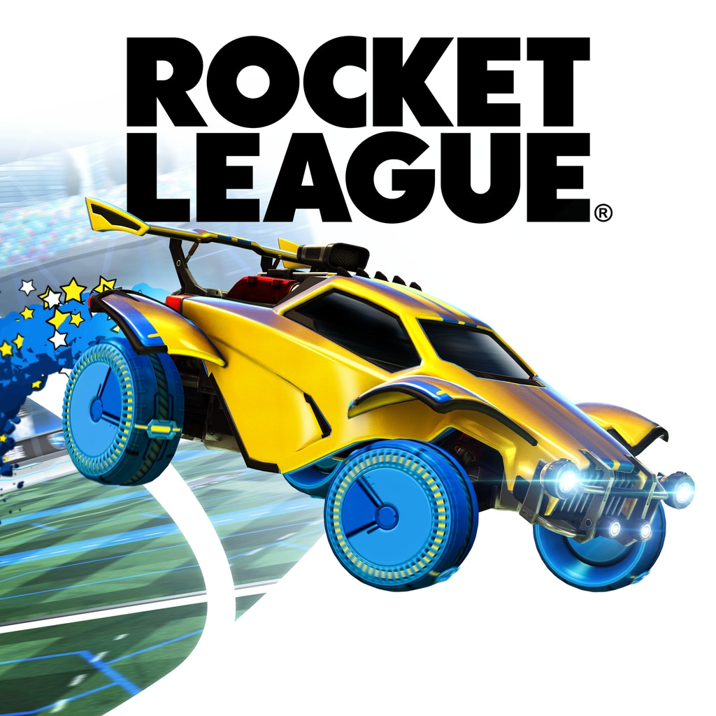 Rocket League® - PlayStation®Plus Pack (English/Korean/Japanese Ver.)