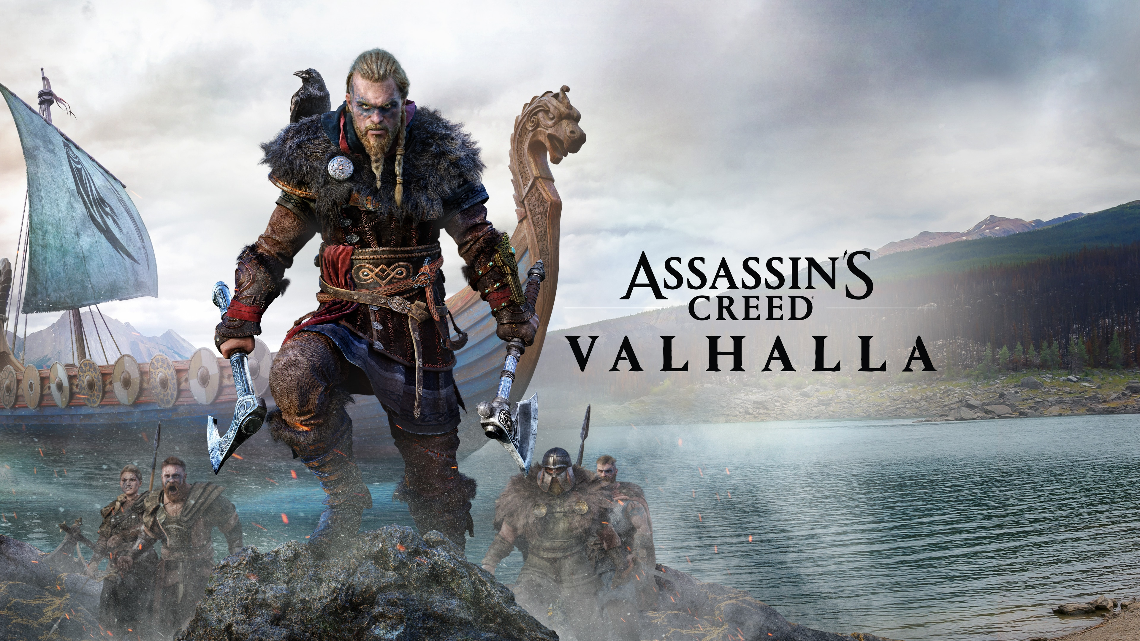 Assassin's Creed Valhalla PS4 & PS5