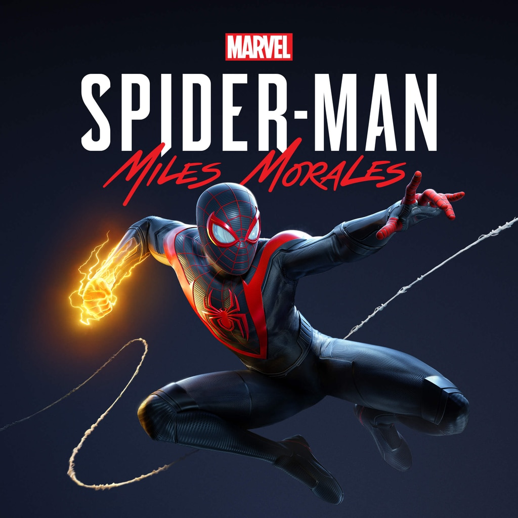 Marvel's Spider-Man: Miles Morales PS4 & PS5