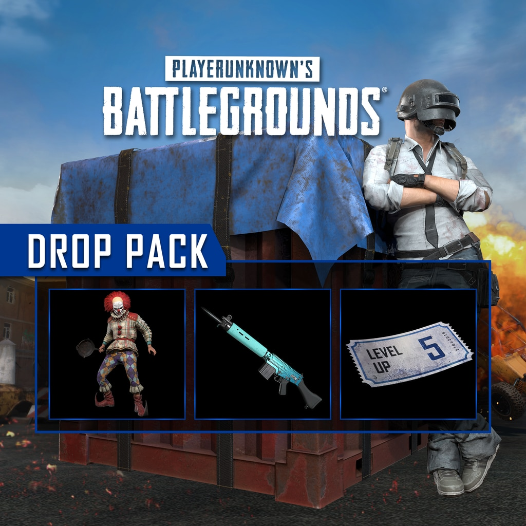 PUBG - حزمة إسقاط PlayStation®Plus