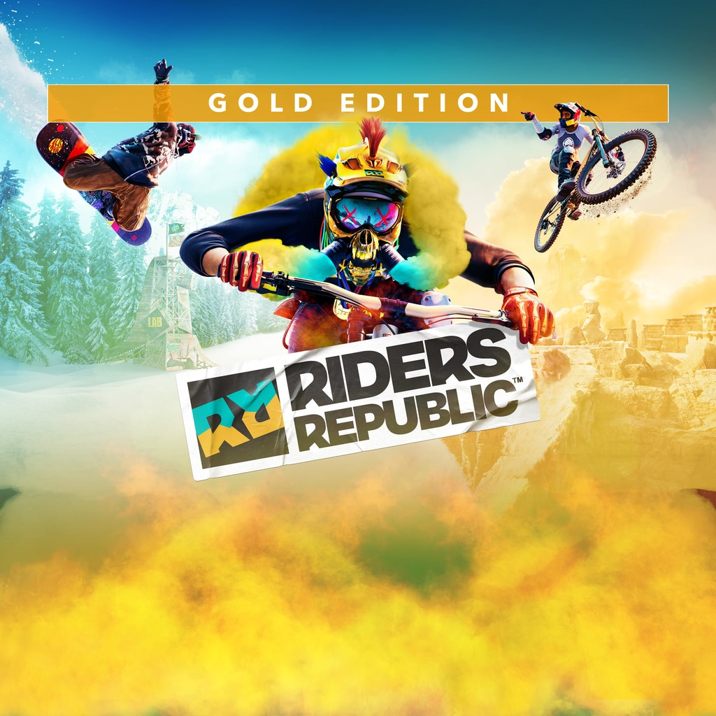 Riders Republic - Digital Gold Edition (Game)