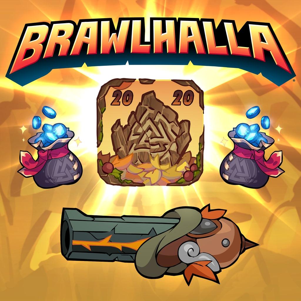Brawlhalla - Autumn Championship 2020 Pack