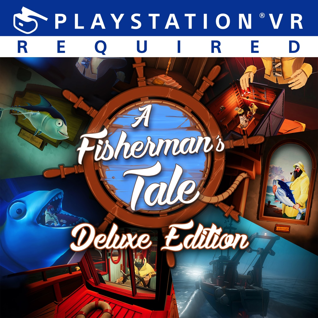 A Fisherman's Tale - Deluxe Edition