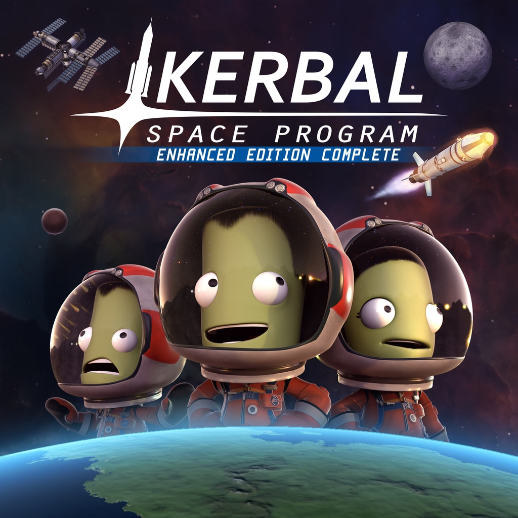 Kerbal Space Program Enhanced Edition Complete (English)